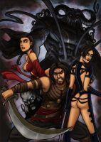 Princeofpersia:Warriorwithin by thevampiredio