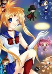 sailor moon and co by piuchan