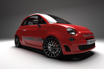 Fiat 500 Abarth 3D Studio by pierre-allard