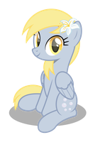 Derpy Hooves (Focus Shot) by BurnedPigeon