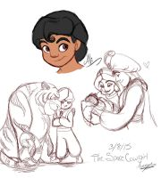 Prince Ali by TheSpaceCowgirl
