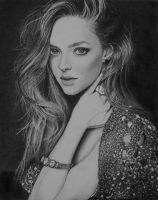 Amanda Seyfried by ekota21