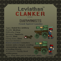 Gaming Clanker- Darwinist no.2 by charle88