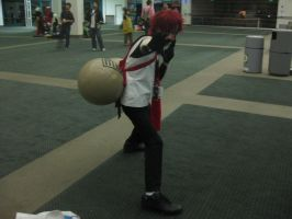 Anime Expo: Anbu Gaara by punkanimelover