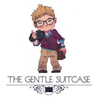 The Gentle Suitcase by JaimePosadas