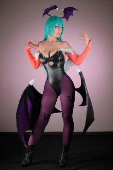 Succubus by DalinCosplay