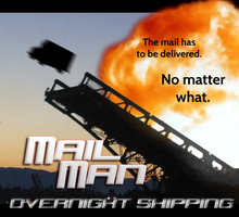Mail Man - The Movie by Games4me