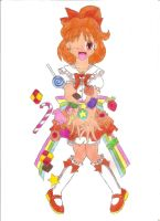 Confectionist Tangerine by animequeen20012003