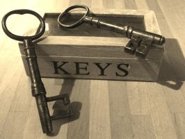 18th Century Keys by SmwtPhotography