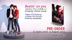 [PRE-ORDER] TokixOto COSPLAY PHOTO BOOK by Rokang