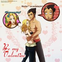 .::Be my valentine::. by Godaime-Tsunade