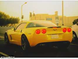 Corvette Grand Sport by KINGTEAM
