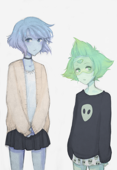 Lapidot Sweaters by ghousu