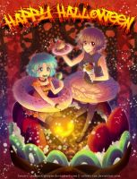 Treat Or Treat: HAPPY HALLOWEEN by Zue