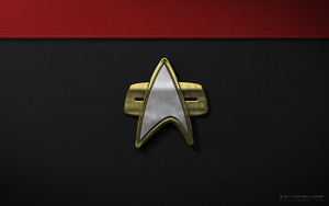 Star Trek Communicator Pin by MitchellLazear