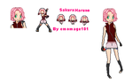 Sakura Pkmn Project! by emomage101
