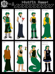 PA: Verde's Outfit Meme by Hoples