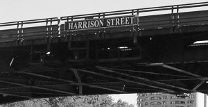 Chicago's Harrison Street by bodesta