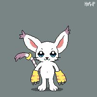 Gatomon digivolve to... by happip