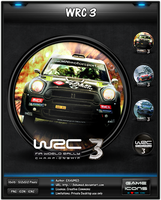 WRC 3 - Game Icon Pack by 3xhumed