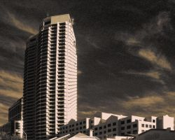 Perth Tower Lith by noelholland