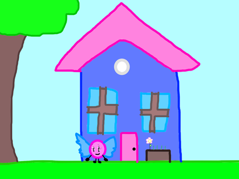 Candy Wrapper's House (For Challenge 2) by Meikofan