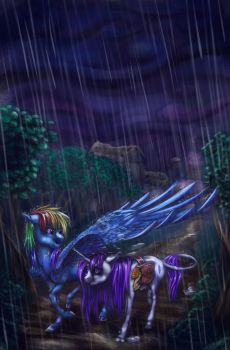 Lend a Wing by Earthsong9405