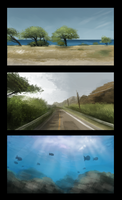 DAY 279. Google street view speeds by Cryptid-Creations