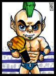Sketch Card-A-Day 2013: 057 by lordmesa