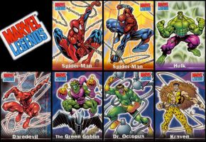 .Marvel Cards. by Roberto-Flores