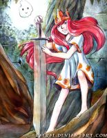 Child Of Light - Aurora by raerae