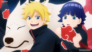 Naruto The New Era: Boruto and Himawari: Akatsuki by TeDeIk