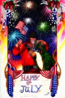 Happy 4th July 2014 by DeathRage22