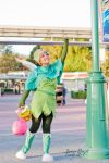 Tinkerbell loves to visit DL:t by Lil-Kute-Dream