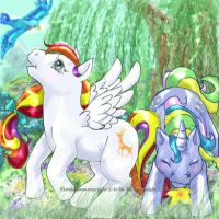 Flaura and Fauna by mialythila