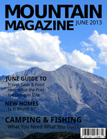 Mountain Magazine Front Page by Sgtconker1r