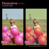 Photoshop Action - Color 023 by primaluce