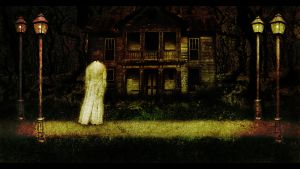 Haunted White Lady House by Sp0rtskiller03