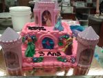 Disney's princess cake by manga-fire-24