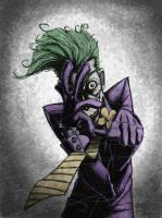 Why so serious? colored by andrewchun