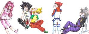 Beyblade - Panorama Picture by Selina-moon