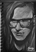 My Name Is... Skrillex by Music-Art-Addict