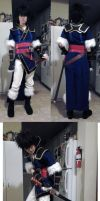 Lon'qu Cosplay finished by roseannepage