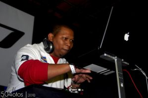 Mannie Fresh on the Turntables by GRhoades
