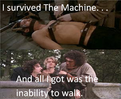 I survived the machine. . . by PsychPsych-o