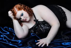 beautiful in blue II ..... BBW by KuLLerMieTze