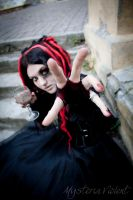 claws by mysteria-violent