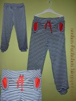 stripy pants by sosha89