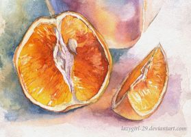 study. orange by lazygirl-29