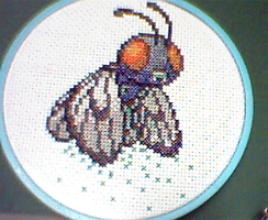 Butterfree - finished by Lauryl